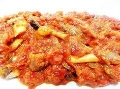 Reteta de zacusca de ciuperci, pentru iarna sau pentru consum imediat, reteta veche, clasica, asa cum o fac de foarte multi ani Tapas, Macaroni And Cheese, Curry, Veggies, Meat, Chicken, Cooking, Ethnic Recipes, Food