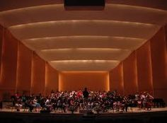 Klieinhans Music Hall and the Buffalo philharmonic.  My high school graduation was held in this hall.