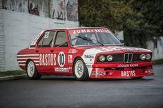 BMW 530 Bastos