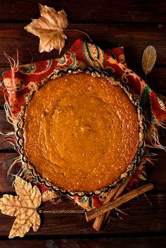 Pumpkin Pies Made with Acorn and Oat Flour Pie Crust Recipe