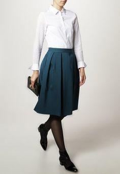 mint&berry - A-snit nederdel/ A-formede nederdele - petrol