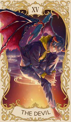 Hot Anime Guys, Cute Anime Boy, Anime Boys, Anime Angel, Demi Human, Rap Battle, Conte, Tarot Cards, Anime Art