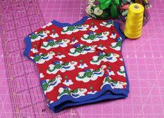"""Shirt """"kleiner Drache"""" Größe 74 von Lelo Designs Berlin auf DaWanda.com"""
