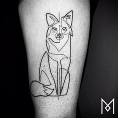 mo ganji tatouage