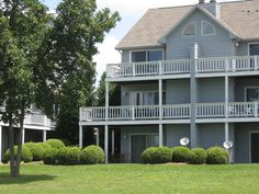 Townhome vacation rental in Smith Mountain Lake State Park from VRBO.com! #vacation #rental #travel #vrbo