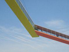 Copenhagen's New Bike Bridge Will Be The Craziest Bike Lane Ever Built
