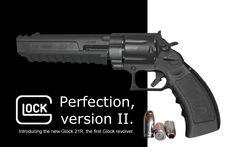 Glock Revolver .45 acp