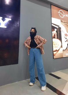 Simpel oufit hijab Normcore, Ootd, Style, Fashion, Swag, Moda, Fashion Styles, Fashion Illustrations, Outfits