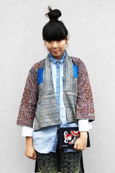 susie in miao jacket