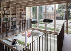 Old House Renovation in London Created Beautiful Glass Extension and Brightened Up Home Interiors