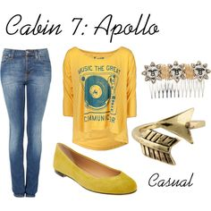 """Apollo"" by ellalea on Polyvore"