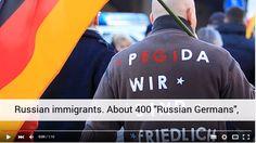 Słowiańska lekcja. Ponad 400 Rosjan zmasakrowało islamskich imigrantów w Niemczech.