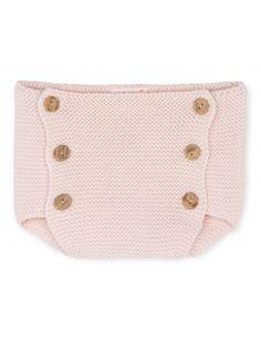 Cobre Fraldas de Malha Rosa Velho Claro para recém-nascido (0-9…