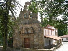 Asturias Ilesia'l carbayu llangreu -