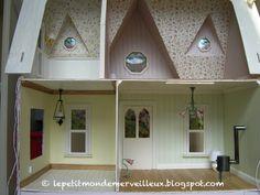 greenleaf orchid dollhouse | Les travaux ont commencé début juillet 2009. Mais par manque de ...