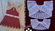 Fabulous Crochet a Little Black Crochet Dress Ideas. Georgeous Crochet a Little Black Crochet Dress Ideas. Crochet Dress Girl, Black Crochet Dress, Crochet Bebe, Crochet Cardigan, Crochet For Kids, Crochet Clothes, Crochet Top, Crochet Doll Pattern, Crochet Dolls