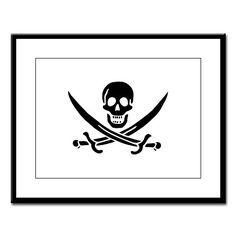 Pirate painting