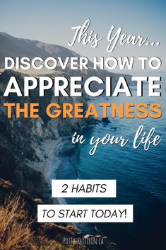 How to Appreciate The Greatness in Your Life - PutTheKettleOn.ca
