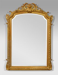 Furniture: Illuminated Antique Wall Mirror Furniture Also Vintage Wall Mounted Mirror from 4 Tips in Choosing Antique Wall Mirrors