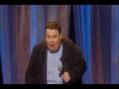 John Pinette's Funny Standup About France And Italy - #funny #JohnPinette