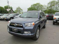 2013 Toyota 4Runner SR5 4x4 SR5 4dr SUV SUV 4 Doors Blue for sale in Pulaski, NY Source: http://www.usedcarsgroup.com/used-toyota-for-sale-in-pulaski-ny