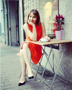 #dresses Oceanbluestyle_blog over 40 fashion Frankfurt