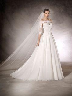 Suknia Ślubna Pronovias Karen