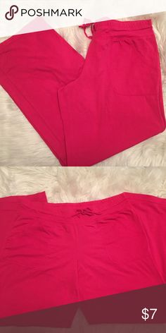 Danskin thin workout/lounge wear sweatpants In good condition, size XL Danskin Now Pants Track Pants & Joggers