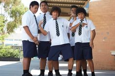 Hey Summer Heights High fans, you've probably already heard creator Chris Lilley is returning with a spinoff centering on Jonah Takalua, and now a teaser for Summer Heights High, Chris Lilley, Collage Background, Tonga, New Life, Favorite Tv Shows, Pop Culture, Interview, Dads
