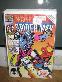 WEB OF SPIDER-MAN #17 AMAZING SPIDER-MAN MARVEL COMICS
