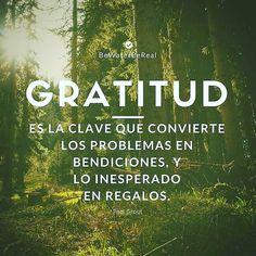 """(@bendiciones_para_ti_) en Instagram: """"Gratitud...."""""""