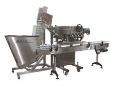 Own a manufacturing business and facing difficulty in fixing caps on bottled products and containers? Get Accutek Packaging's capping machines and make yourself free from this job.