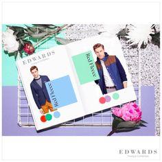 Red Fleece ile günaydın!    #edwards_tr #menswear #fashion #vscocam #mornings #flowers