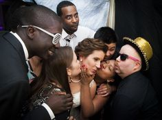 Photo Booth fun..this is what your guest's get to act like inside the booth! Let the fun happen...book a photo booth! #photobooth #hudsonvalley #weddings #pros