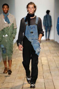 Greg Lauren - Spring 2016 Menswear - Look 50 of 63
