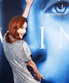 Sophie Turner at the Game of Thrones LA Premiere