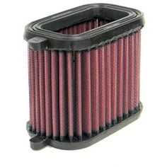 K/&N Engine Air Filter: High Performance Panel Replacement Filter: 2014-2017 Rio III Premium Washable 33-3009