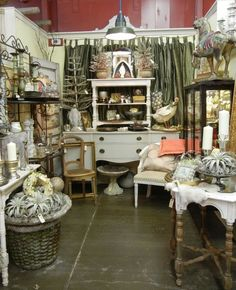 Image result for ANTIQUE BOOTH IDEAS