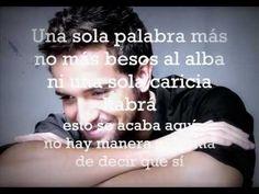 (1) Perdóname -Pablo alborán y Carminho (letra) - YouTube