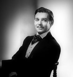 "Clark Gable as Rhett Butler ""Gone With the Wind"" 1939"