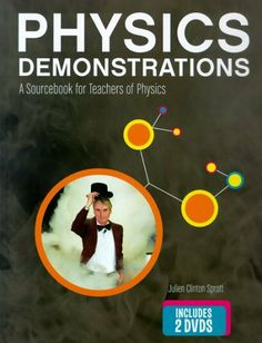 Physics Demonstrations: A Sourcebook for Teachers of Physics by Julien Clinton Sprott, http://www.amazon.ca/dp/0299215806/ref=cm_sw_r_pi_dp_5tzltb0NBAFT8