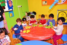 Our Imaginary World White Fields British Nursery -An innovative learning experience...