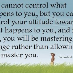 can't control