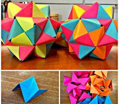 Let's teach our kids the origami crafts step by step. For children, origami is an activity which is very fun and amusing. Below are some examples of origami crafts. A Craft of Rose Origami Build your kid's botanist by teaching… Continue Reading → Origami Ball, Origami Rose, Diy Origami, Post It Origami, Origami Simple, How To Make Origami, Paper Crafts Origami, Origami Stars, Origami Flowers