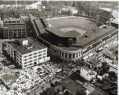 Forbes Field, Pittsburgh