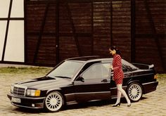 Mercedes Benz 190e, Mercedes 190, Classic Mercedes, Sports Sedan, Top Cars, Modified Cars, Hot Wheels, Cars And Motorcycles, Vehicles