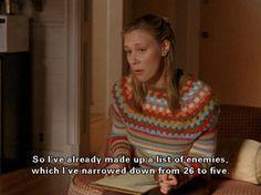 Paris Geller in Gilmore Girls