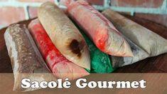 6 RECEITAS DE SACOLÉ (DINDIN) GOURMET | SACOLÉ ARCO-ÍRIS |