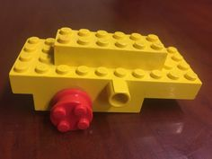Legos+Rare+Vintage+1980's+Wind+Up+Motor+BB46+From+Sets+890+895+FREE+SHIPPING+#Lego
