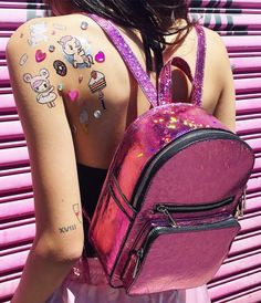 Current Mood - Partygirl Mini Backpack